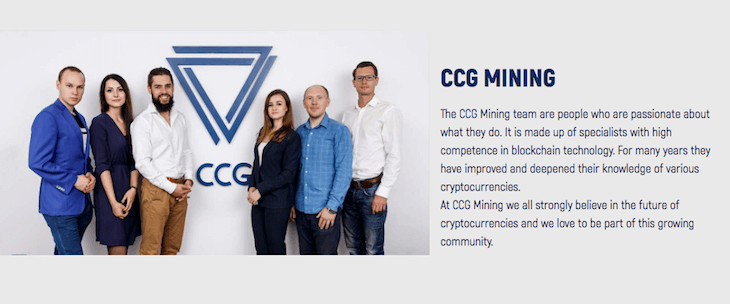 CCGmining Review