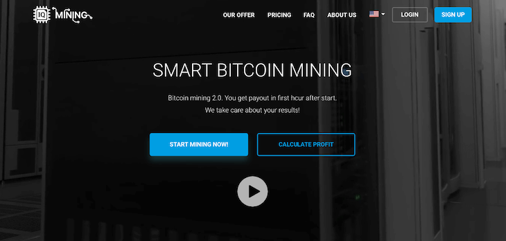 IQmining.com Review